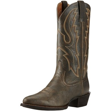 Ariat Western Sport R Toe D Brooklyn Brown 44