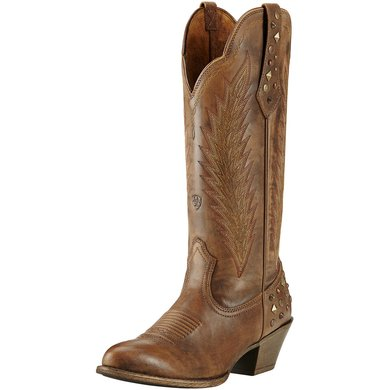 Ariat Western Dusty Diamond B Tawny 38