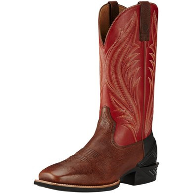 Ariat Western Catalyst Prime D Adobe Mocha / Burscheta 41