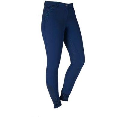Horka Pantalon d'Équitation Toucan Dames Bleu été 34