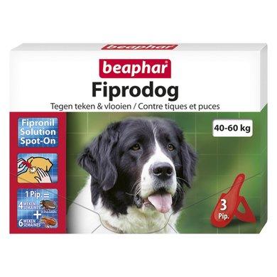 beaphar fiprodog spot on hond xl 40 60kg 3 pipetten. Black Bedroom Furniture Sets. Home Design Ideas