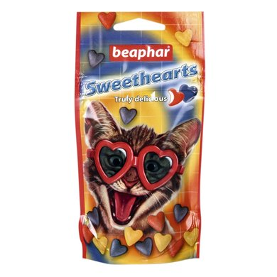 Beaphar Sweethearts Kattensnack 150st