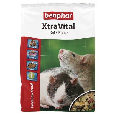 Beaphar Xtravital Rat Premiumvoer 2,5kg