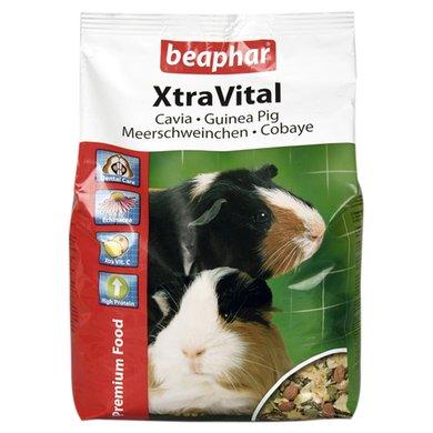 Beaphar Xtravital Cavia Premiumvoer Smaakvol 2,5kg