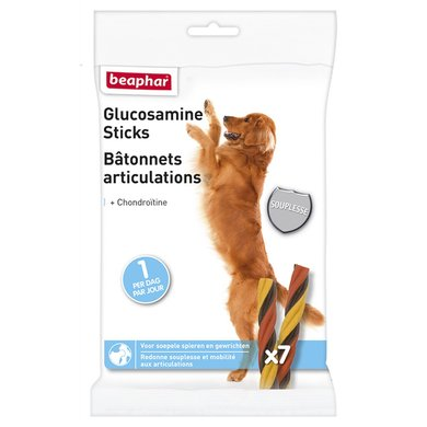 Beaphar Glucosamine Sticks Hond 7st