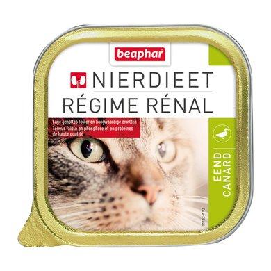Beaphar Nierdieet Kat Eend 100gr