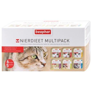 Beaphar Nierdieet Kat Multipack 6x100gr