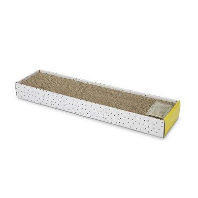 Beeztees Krabplank Pula Karton 47 x 12,5 x 4,5 cm