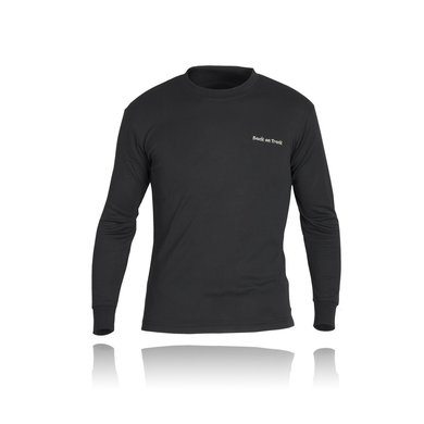 Back on Track Sweatshirt Polypropylen Schwarz