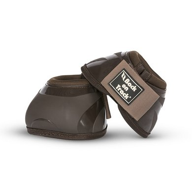 Back on Track Royal Protection Bell Boots Brown