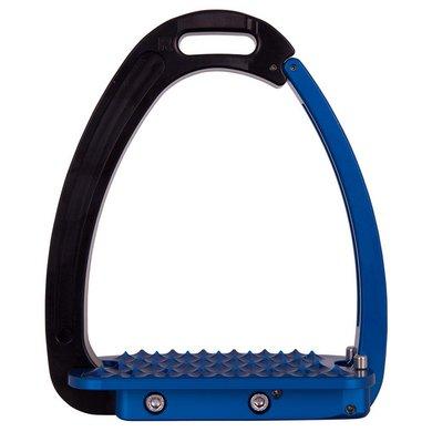 BR Veiligheidsbeugels Alutech Venice Adult Blauw/Zwart 12 cm