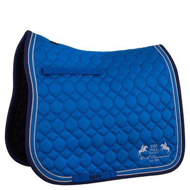 BR Polo Society Zadeldek Rosario Dressuur Direct Blue Cob