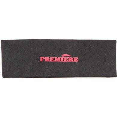 Premiere Protège-Mâchoire Néoprène Noir 18x6cm
