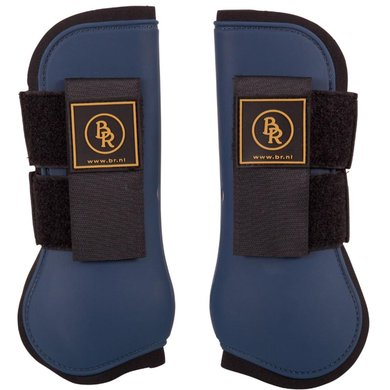 BR Tendon Boots Event PU with Neoprene Navy