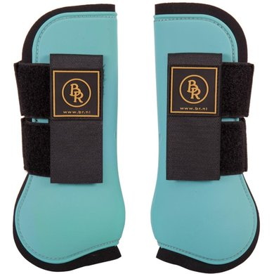 BR Tendon Boots Event PU with Neoprene Angel Blue