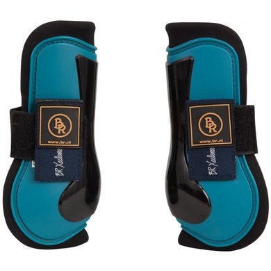 BR Tendon Boots Xcellence Mosaic blue