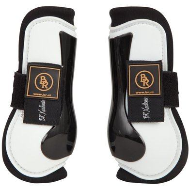 BR Tendon Boots Xcellence White/Stone Full