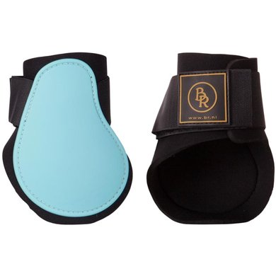 BR Fetlock Boots Event PU with Neoprene Angel Blue