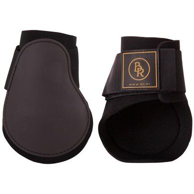 BR Fetlock Boots Event PU with Neoprene Dark Choco