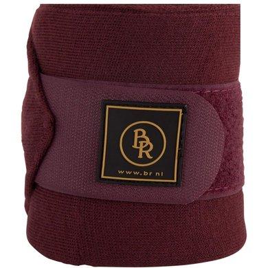 BR Bandages Acryl 4st in Luxe Tas 4m Bordeaux 11cm