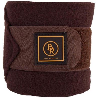 BR Bandages Event Fleece Chocolat foncé 3m 10cm