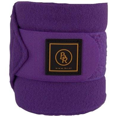 BR Bandages/polo Event Fleece 3m Paars