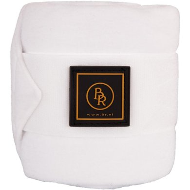 BR Bandages Event Fleece Met Luxe Tas 4st Wit