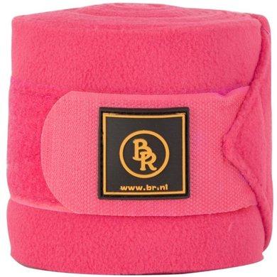 BR Bandages Event Fleece Met Luxe Tas 4st 3m Raspberry Pink