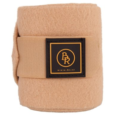 BR Bandages/polo Event Fleece 2m Tan Pony