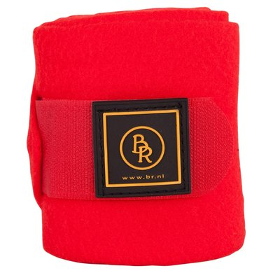 BR Bandages/polo Event Fleece 2m Florid Red Pony