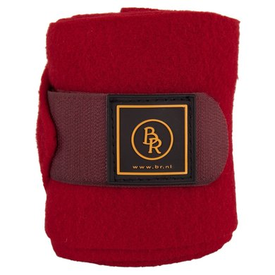 BR Bandages/polo Event Fleece 2m Maple Red Pony