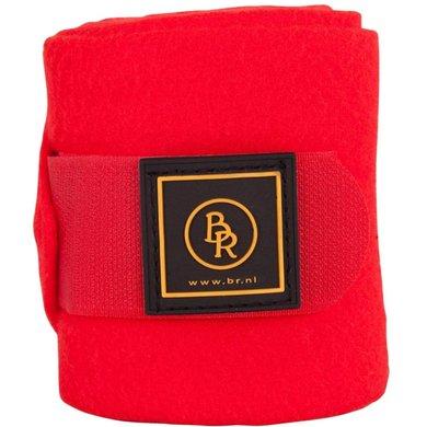 BR Bandages Event Fleece Met Luxe Tas 4st Florid Red