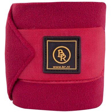BR Bandages Event Fleece Met Luxe Tas 4st Beet Red