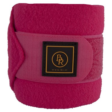 BR Bandages/polo Event Fleece 3m Bright Pink