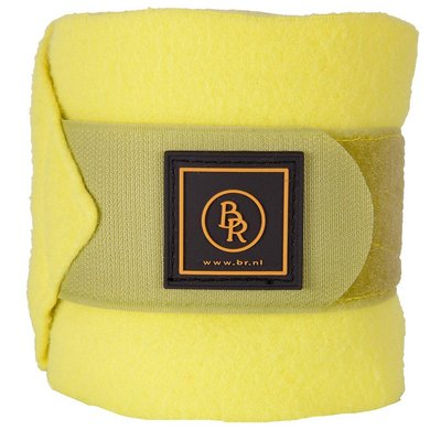 BR Bandages Event Fleece Citron 4 Pièces