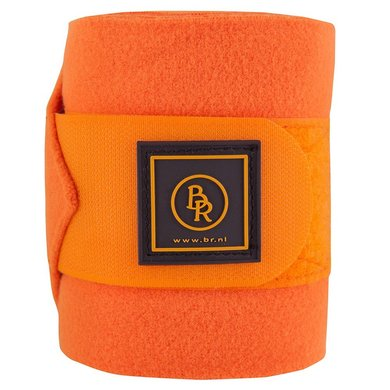 BR Fleece Bandages Event Dutch Black 4st