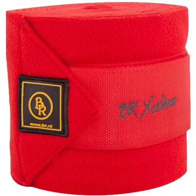 BR Bandages Xcellence 3.5mm Fleece 380gr Strawberry Full