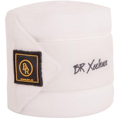 BR Bandages Xcellence 3.5mm Fleece 380gr White/Stone Full