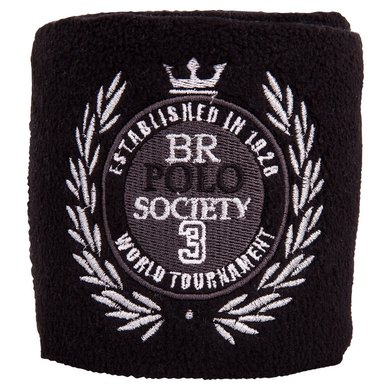 BR Polo Society Fleece Bandages Portada Black