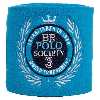 BR Polo Society Fleece Bandages Portada Vivid Blue