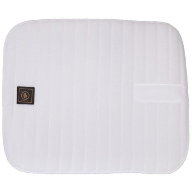 BR Onderbandages Tricot/badstof met Klittenband Set Wit 4st