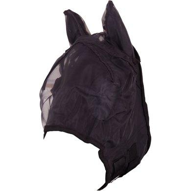Absorbine Vliegenmasker Ultrashield met Oren Zwart Pony/Cob