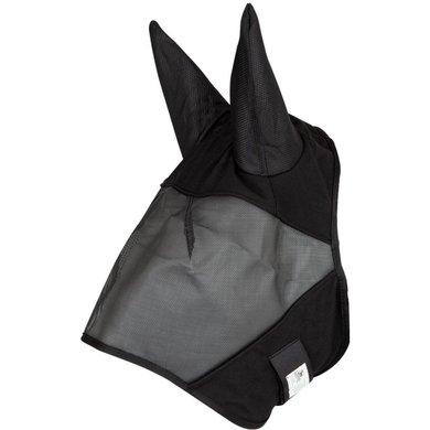 Absorbine Vliegenmasker Ultrashield Performance Zwart