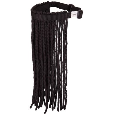 Premiere Fly Veil Cotton/Polyester String Black