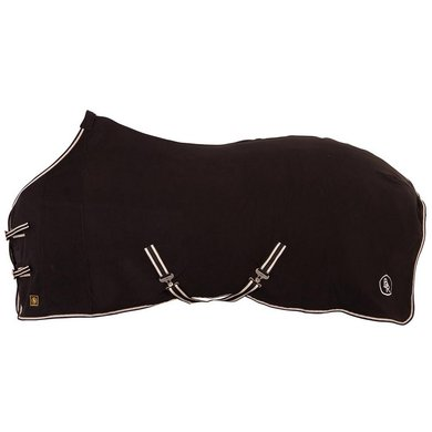 BR Zweet/showdeken Classic Fleece 300g Black