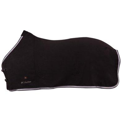 BR Rug Xcellence 380g Fleece Black 185cm