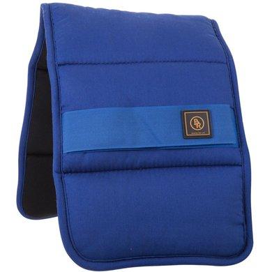 BR Longiergurt-Unterlage Kobaltblau 80cm