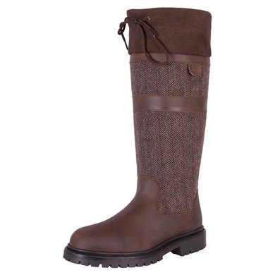 BR Outdoorstiefel Country Twill Braun 39