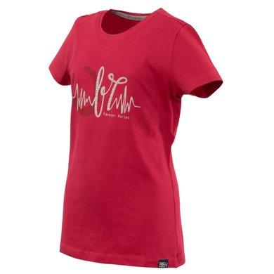 BR T-Shirt Olsen Kind Persian Red 140