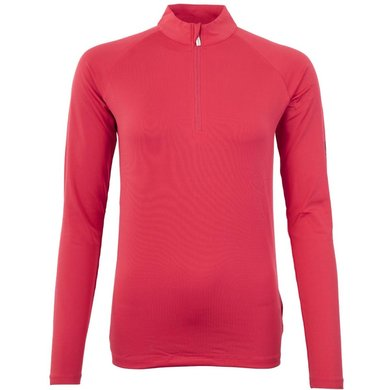 BR Pullover Event Zip-up Raspberry Pink S